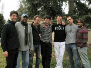 Enregistrement Toulouse No Aguanto Mas                            Franck MOTTIN , Nicolas CRUZATA MARTINEZ , Vincent LAFFAIRE , Victor IBAÑEZ , Rémi VIDAL , Nicolas GARDEL , Benjamin FERNANDEZ